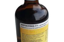 Фуросемид 5%
