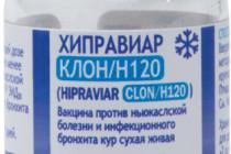 ХИПРАВИАР-КЛОН/H-120