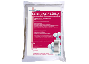 kokcidoline-d-foto