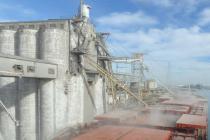 Экспорт зерна превысил 30 млн тонн