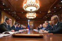 Д. А. Медведев — сельское хозяйство в России находится на подъеме