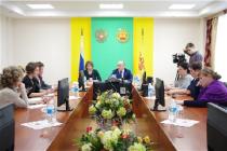 В кабмине Чувашской Республики обсуждены проблемы ОАО «Чувашский бройлер»