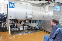 В Калужской области открыли роботизированную ферму и мини-цех по переработке молока
