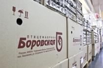Убытки птицефабрики «Боровская» компенсируют из бюджета 2019 года