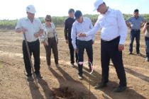 В Калтасинском районе Башкирии приступили к строительству животноводческого комплекса