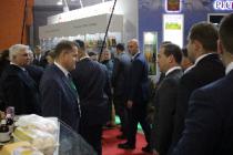 Пермская делегация представляет регион на российской агропромышленной выставке «Золотая осень – 2018»