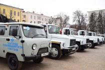 Ветеринары Башкортостана получили 80 новых автомобилей