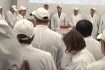 Открыт новый цех по производству сухого молока на АО «Ирбитский молочный завод»