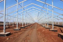 Началось строительство роботизированного молочного комплекса с технологией «кросс-вентиляции» на 2400 дойных коров в Татарстане
