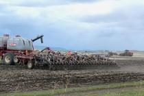 Посевные работы в Челябинской области приближаются к завершению