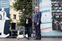 В Кирове впервые прошел фестиваль «Молочная река»