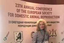 Сотрудники Башкирского НИИСХ приняли участие в Международной конференции ESDAR
