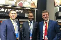 Ведущий агрохолдинг Удмуртии «КОМОС ГРУПП» презентовал свои молочные продукты на экономическом форуме «Россия – Африка»