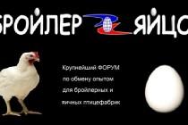 В Москве 27 января пройдет международный форум птицеводов «Бройлер & яйцо»