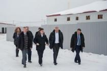 В Ивановской области начал работу крупный животноводческий комплекс группы компаний «Дымов»