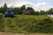 В муниципальных районах Башкирии продолжаются семинары по заготовке кормов