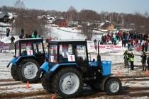 Удмуртия готовится к проведению Тракторного биатлона-2021